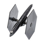 Streamline Star Wars Tie Fighter Black Rollerball Pen