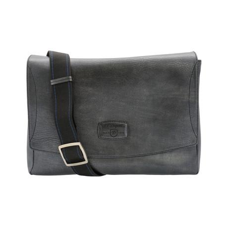 Line D Small Messenger Bag