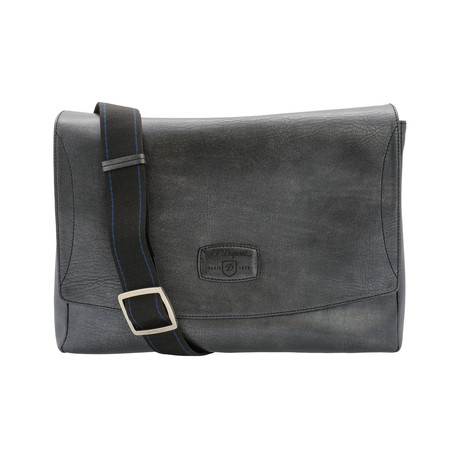 Line D Small Messenger Bag
