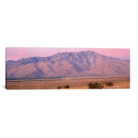 Clouds Over Mountains, San Jacinto Peak, San Jacinto Range // Palm Springs, California, USA