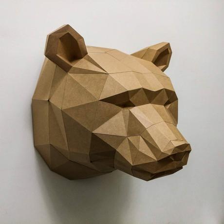 Wall Decor // Bear