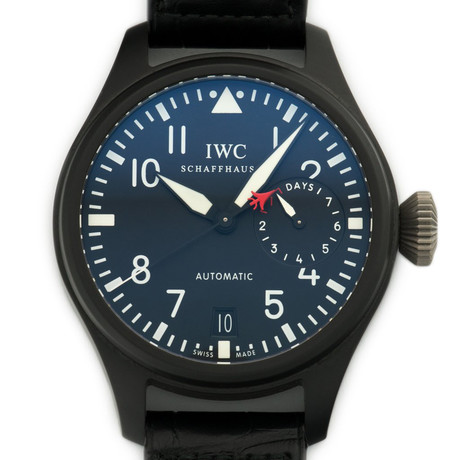 IWC Big Pilot Top Gun Automatic // IW501901 // Pre-Owned