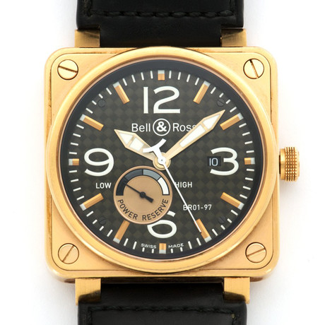 Bell & Ross Power Reserve Automatic // BR01-97 // Pre-Owned
