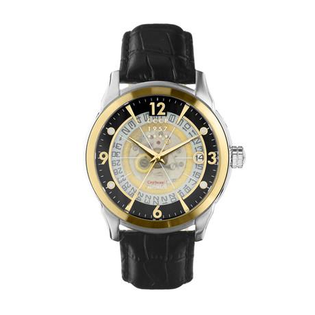 Механизм s часы, минуты, секунды, апертура даты.