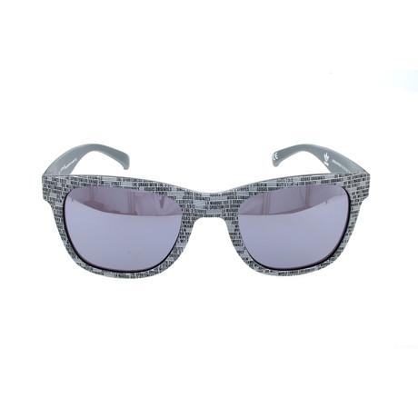 Lias Sunglasses // White Noise Grey