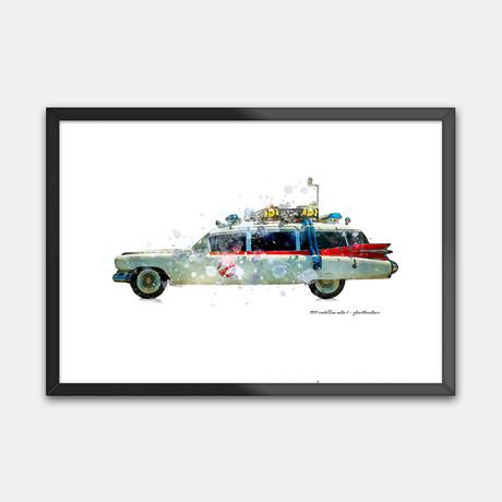 1959 Cadillac Ecto 1 // Ghostbusters