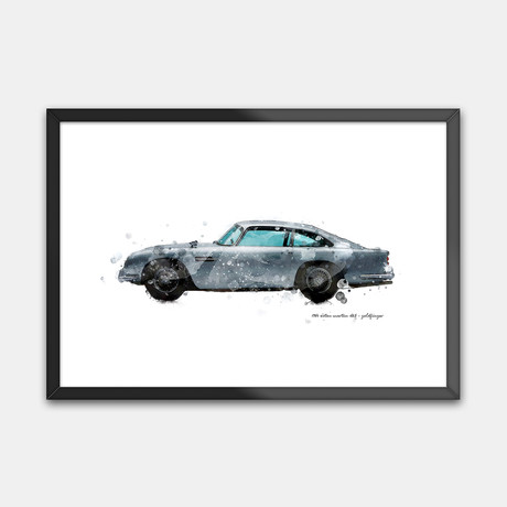 1964 Aston Martin DB5 // Goldfinger