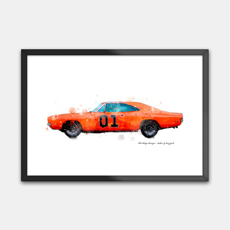 1969 Dodge Charger // Dukes of Hazzard