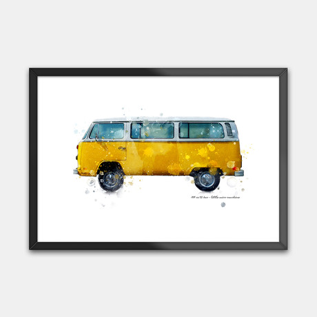 1973 Volkswagen Transporter // Little Miss Sunshine