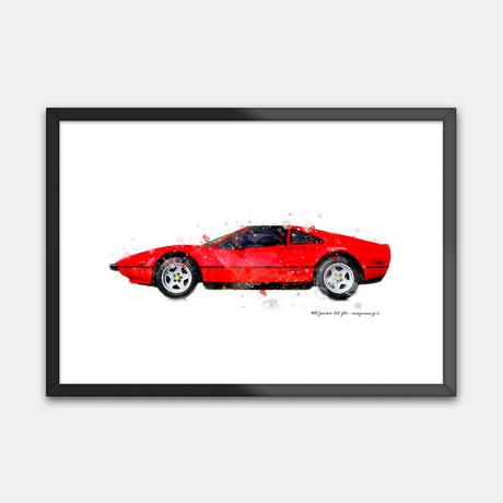 1978 Ferrari 308 GTS // Magnum P.I.