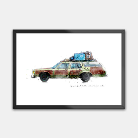 Wagon Queen Family Truckster // National Lampoon's Vacation