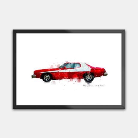1975 Ford Gran Torino // Starsky & Hutch