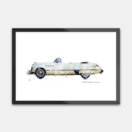 1949 Buick Roadmaster // Rain Man