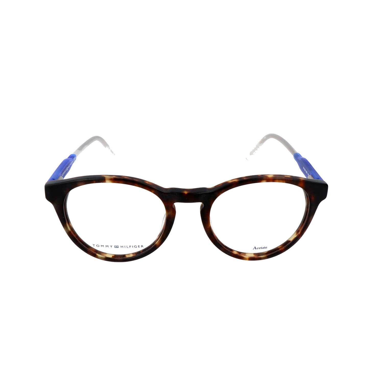 Tommy Hilfiger // Austin Frame // Havana Blue - Designer Optical ...