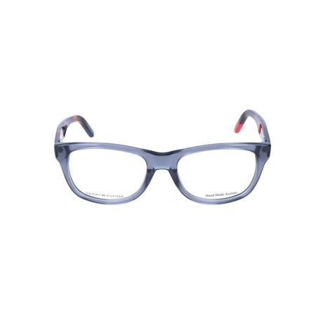 Unisex 1217-78G Optical Frames // Light Gray + Havana