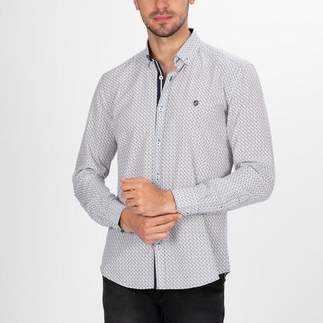 Shirt // White Yellow