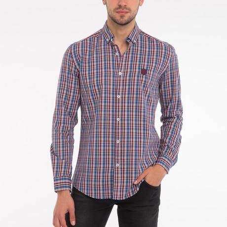Shirt // Navy Multi