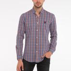 Marks Button Down Shirt // Multicolor (2XL)