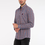 Marks Button Down Shirt // Multicolor (S)