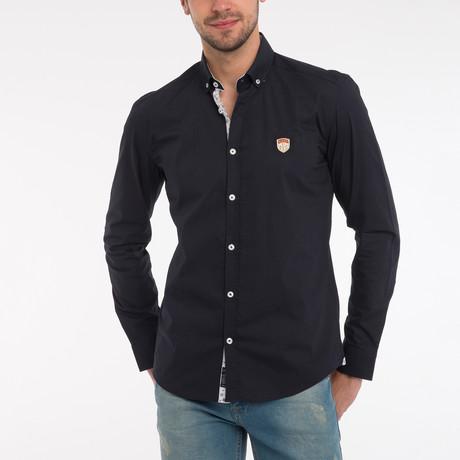 Mason Shirt // Navy