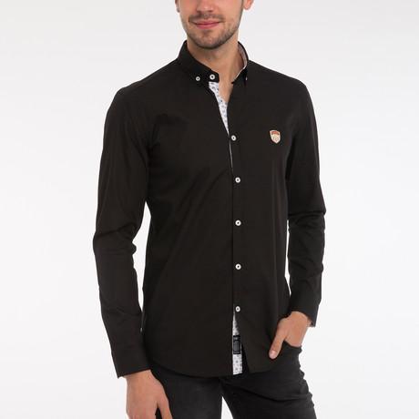Aiden Shirt // Black