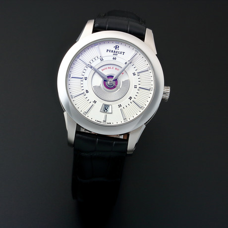 Perrelet Double Rotor Automatic // A1006 // Unworn
