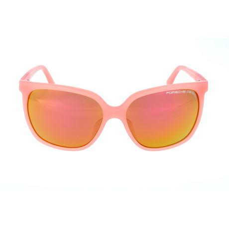 Women's Hamm Sunglasses // Rose