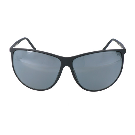 Women's P8601 Sunglasses // Black