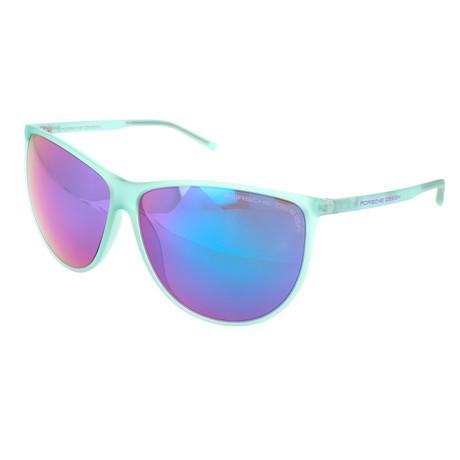 Women's Herne Sunglasses // Light Green