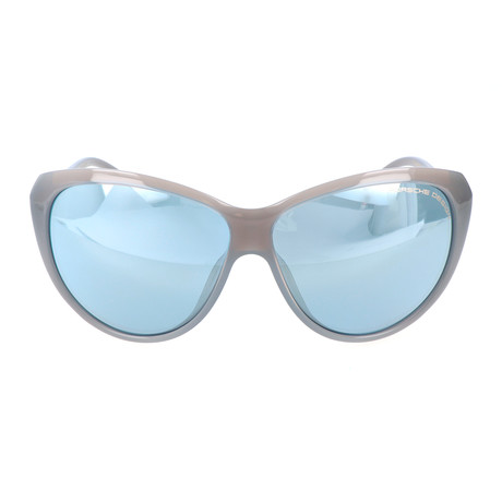 Women's P8602 Sunglasses // Light Gray