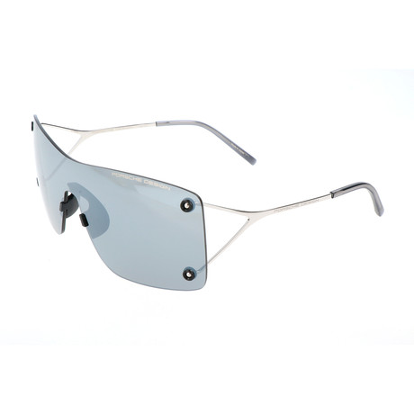 Men's P8620 Sunglasses // Palladium + Gray