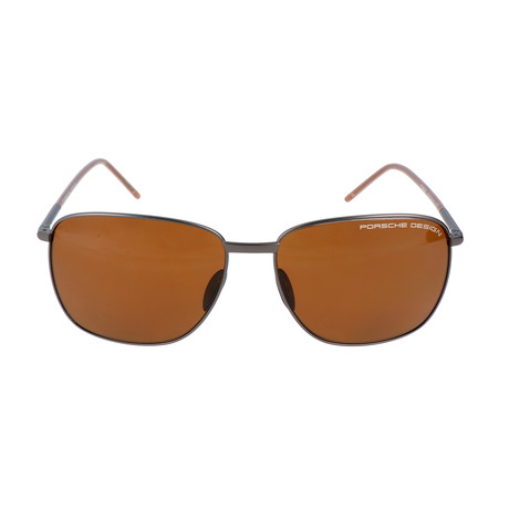Siegen Sunglasses // Gunmetal