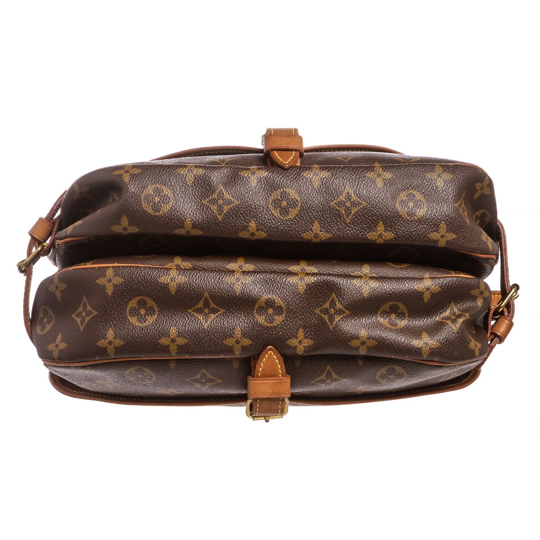 3f7d365b2c67 Louis Vuitton    Monogram Saumur 30 Messenger Bag    VI1911    Pre ...