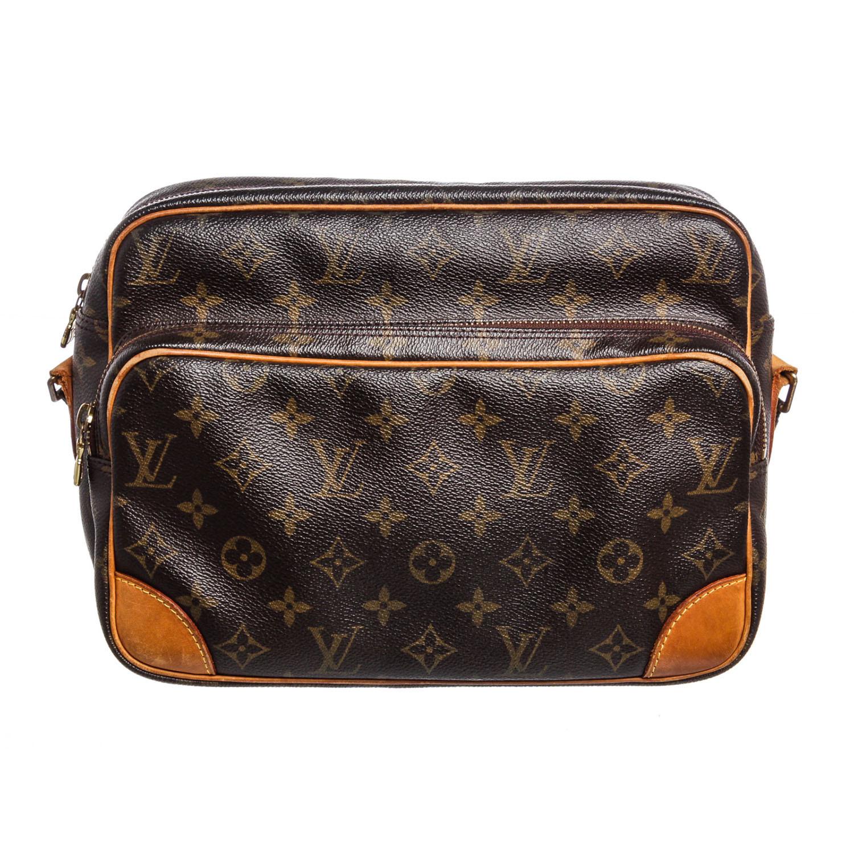 91b822578485 Ac3e4232012c0317389bdc8f1f679e34 medium · Louis Vuitton    Monogram Nile GM  Messenger Bag