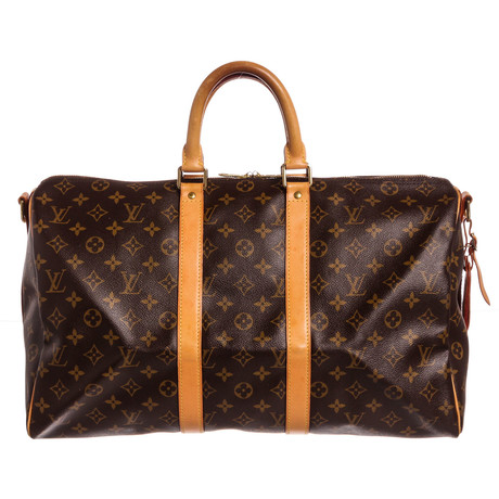 db6c156cfe304 C4e0652e61616447e243308100d5be1f medium · Louis Vuitton    Monogram Keepall  45 Bandouliere ...
