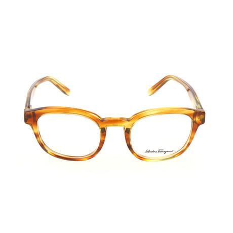 Men's SF2779 Optical Frames // Blonde Havana