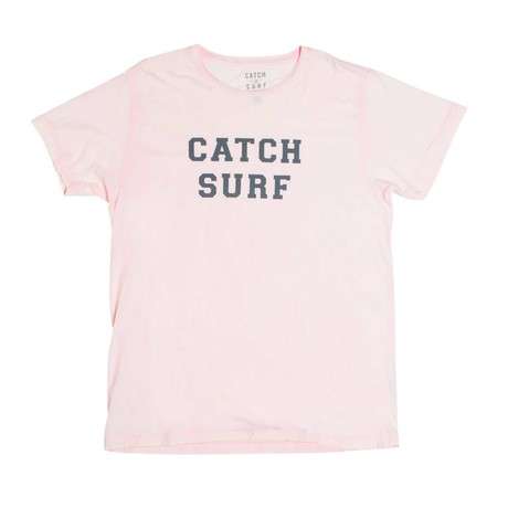 College Drop Out Tee // Pink Wash