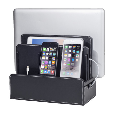 Multi-Device Charging Station + Dock