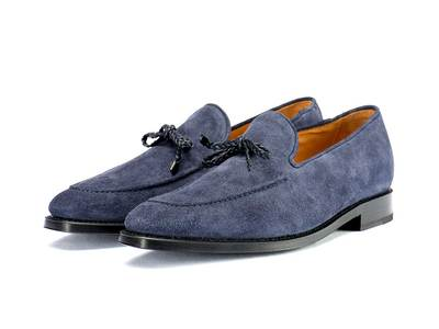 Photo of David Neumen Sophisticated Dress Shoes Luke // Blue (US: 9) by Touch Of Modern