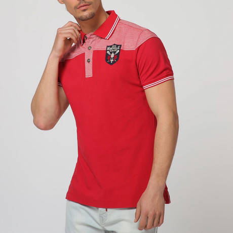 Pasic Polo // Jester Red