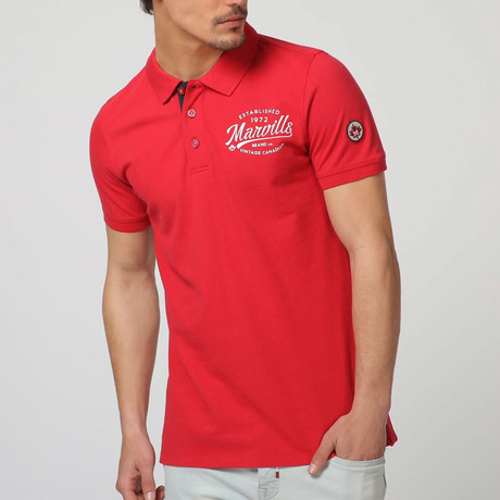 Pool Polo // Jester Red