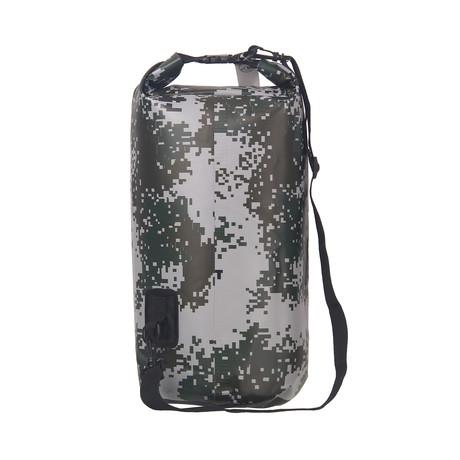 Waterproof Hiking Bag // Camo