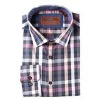 Carter Woven Sport Shirt // Pink (XS)