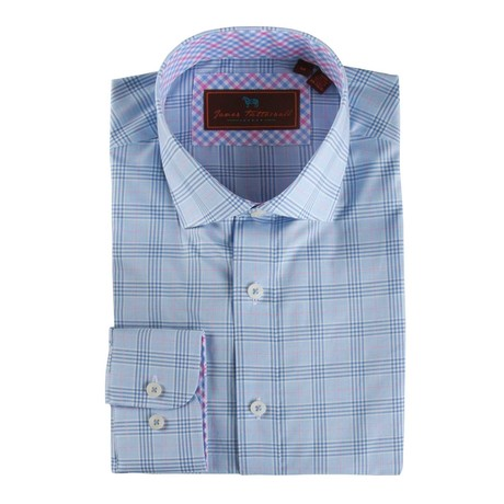 Harvey Woven Sport Shirt // Blue (XS)