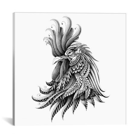 Ornate Rooster // Bioworkz