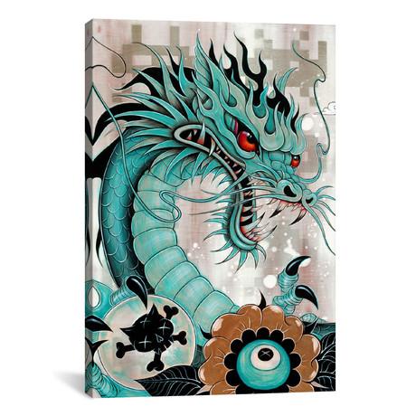 Detail Of Dragon`s Head, Liberty + Blaze // Caia Koopman
