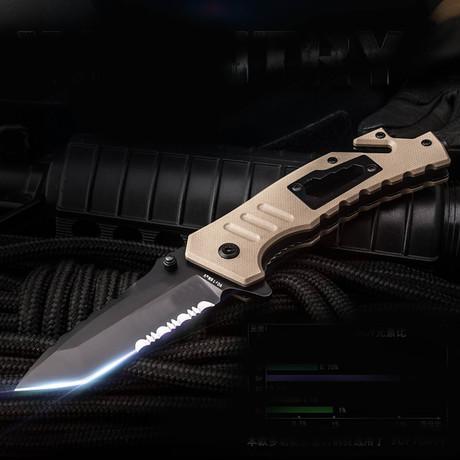 Outdoor Fold Blade
