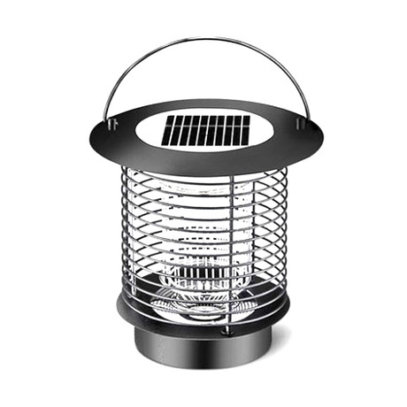 Solar Power Mosquito Led (Black)