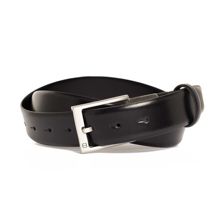 Burnished Leather Flybelt // Black (32