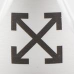 Off White // Spray Authentic Sneakers // White (Euro: 41)